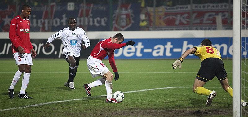 Wisła Kraków 0-1 Legia Warszawa - fot. Piotr Galas (zdjęcie 15 z 58)