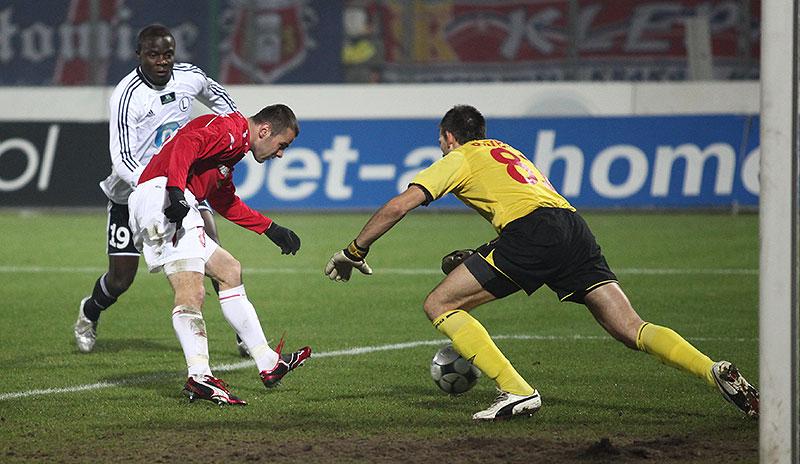 Wisła Kraków 0-1 Legia Warszawa - fot. Piotr Galas (zdjęcie 16 z 58)