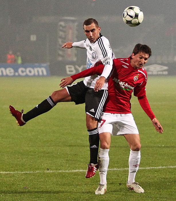 Wisła Kraków 0-1 Legia Warszawa - fot. Piotr Galas (zdjęcie 17 z 58)