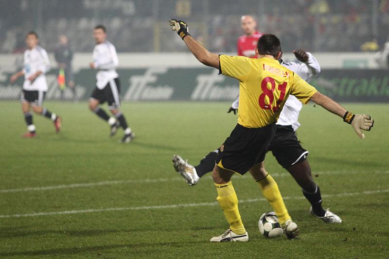 Wisła Kraków 0-1 Legia Warszawa - fot. Piotr Galas (zdjęcie 18 z 58)