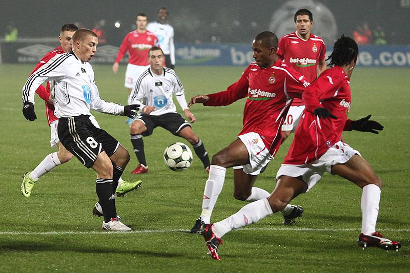 Wisła Kraków 0-1 Legia Warszawa - fot. Piotr Galas (zdjęcie 19 z 58)