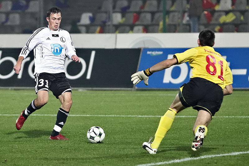 Wisła Kraków 0-1 Legia Warszawa - fot. Piotr Galas (zdjęcie 20 z 58)