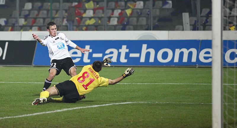 Wisła Kraków 0-1 Legia Warszawa - fot. Piotr Galas (zdjęcie 21 z 58)