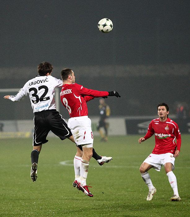 Wisła Kraków 0-1 Legia Warszawa - fot. Piotr Galas (zdjęcie 22 z 58)