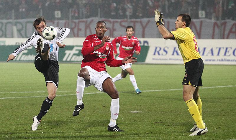 Wisła Kraków 0-1 Legia Warszawa - fot. Piotr Galas (zdjęcie 23 z 58)