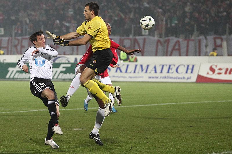 Wisła Kraków 0-1 Legia Warszawa - fot. Piotr Galas (zdjęcie 24 z 58)