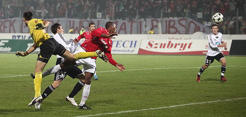 Wisła Kraków 0-1 Legia Warszawa - fot. Piotr Galas (zdjęcie 25 z 58)