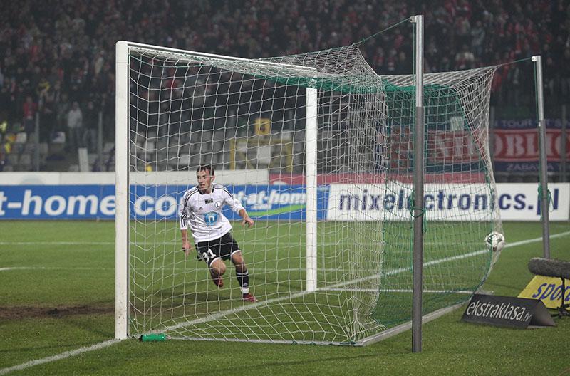 Wisła Kraków 0-1 Legia Warszawa - fot. Piotr Galas (zdjęcie 26 z 58)