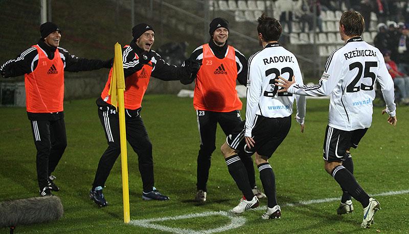 Wisła Kraków 0-1 Legia Warszawa - fot. Piotr Galas (zdjęcie 27 z 58)