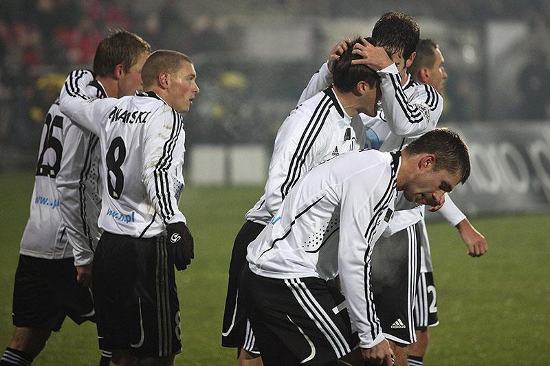 Wisła Kraków 0-1 Legia Warszawa - fot. Piotr Galas (zdjęcie 30 z 58)