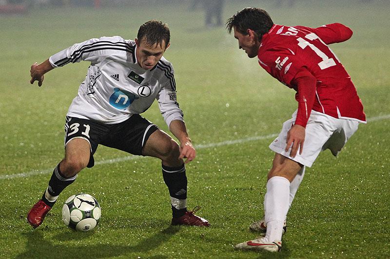 Wisła Kraków 0-1 Legia Warszawa - fot. Piotr Galas (zdjęcie 31 z 58)