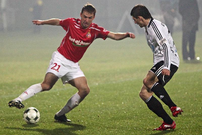 Wisła Kraków 0-1 Legia Warszawa - fot. Piotr Galas (zdjęcie 37 z 58)