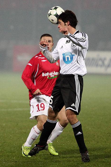 Wisła Kraków 0-1 Legia Warszawa - fot. Piotr Galas (zdjęcie 38 z 58)