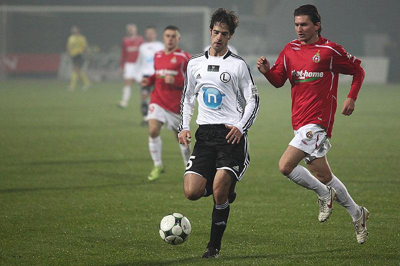Wisła Kraków 0-1 Legia Warszawa - fot. Piotr Galas (zdjęcie 43 z 58)