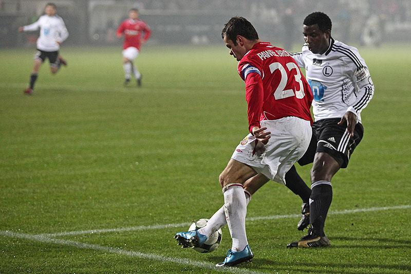 Wisła Kraków 0-1 Legia Warszawa - fot. Piotr Galas (zdjęcie 44 z 58)