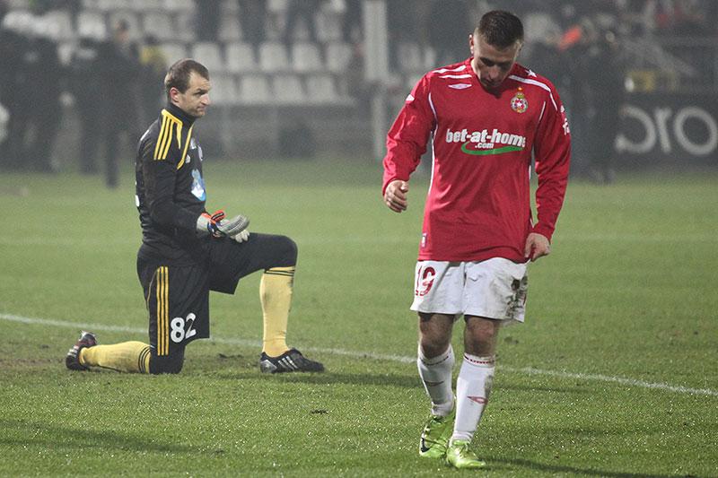 Wisła Kraków 0-1 Legia Warszawa - fot. Piotr Galas (zdjęcie 45 z 58)
