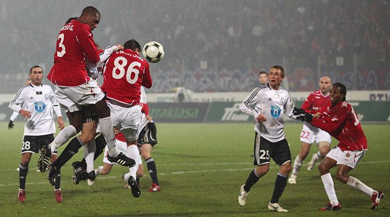 Wisła Kraków 0-1 Legia Warszawa - fot. Piotr Galas (zdjęcie 48 z 58)