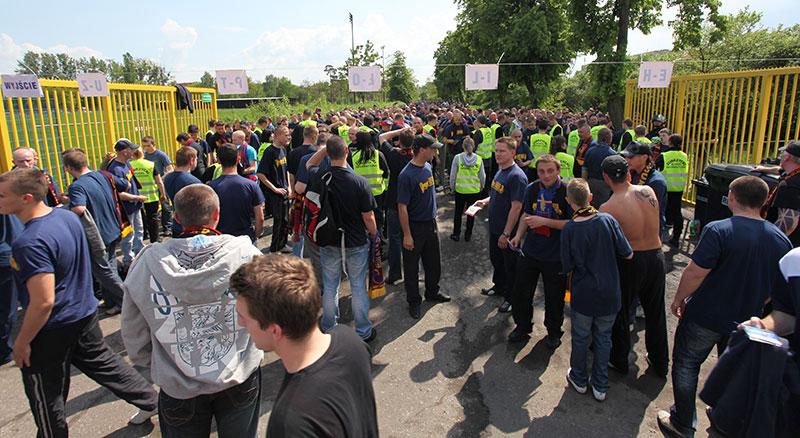 Pogoń Szczecin 0-1 Jagiellonia Białystok - fot. Piotr Galas (zdjęcie 3 z 39)