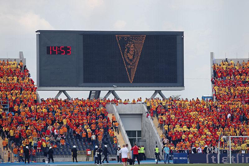 Pogoń Szczecin 0-1 Jagiellonia Białystok - fot. Piotr Galas (zdjęcie 7 z 39)