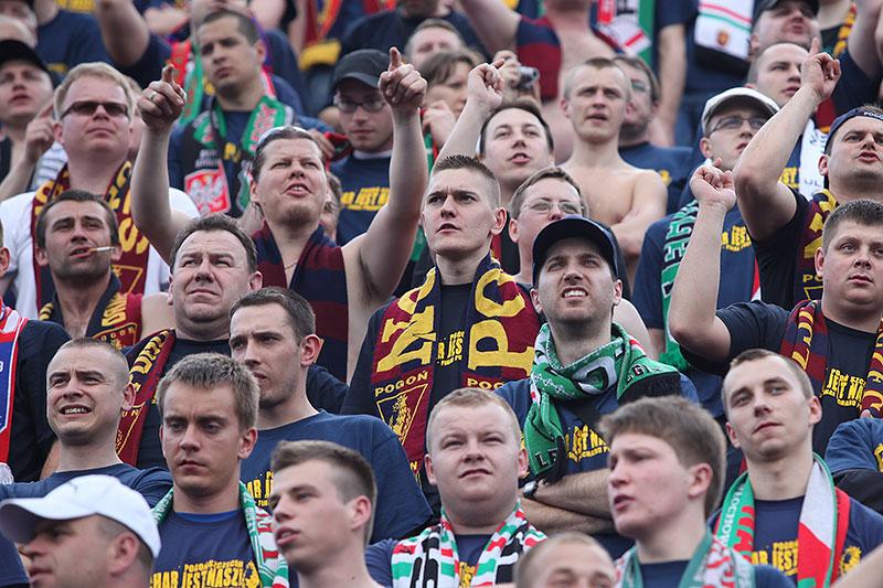 Pogoń Szczecin 0-1 Jagiellonia Białystok - fot. Piotr Galas (zdjęcie 8 z 39)