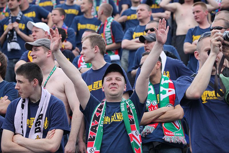 Pogoń Szczecin 0-1 Jagiellonia Białystok - fot. Piotr Galas (zdjęcie 9 z 39)