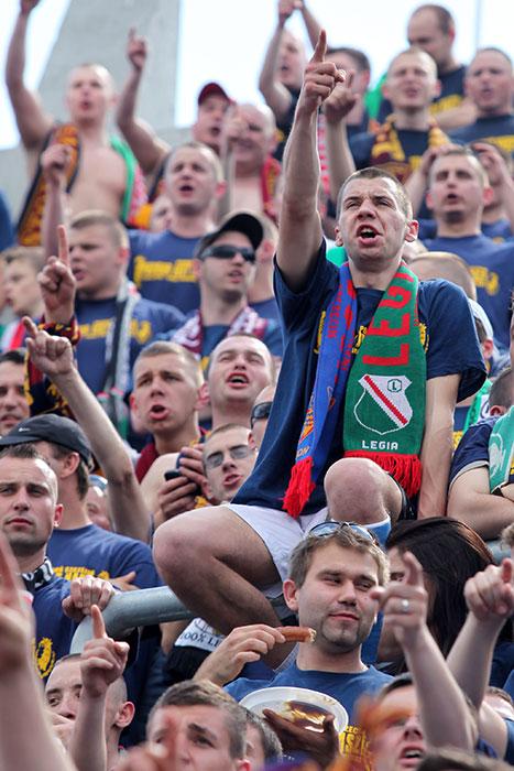 Pogoń Szczecin 0-1 Jagiellonia Białystok - fot. Piotr Galas (zdjęcie 10 z 39)