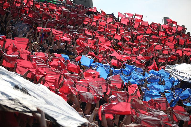 Pogoń Szczecin 0-1 Jagiellonia Białystok - fot. Piotr Galas (zdjęcie 16 z 39)