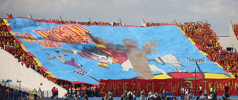 Pogoń Szczecin 0-1 Jagiellonia Białystok - fot. Piotr Galas (zdjęcie 20 z 39)