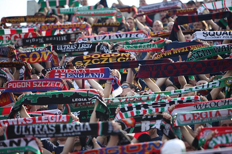 Pogoń Szczecin 0-1 Jagiellonia Białystok - fot. Piotr Galas (zdjęcie 21 z 39)