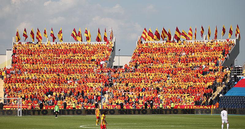 Pogoń Szczecin 0-1 Jagiellonia Białystok - fot. Piotr Galas (zdjęcie 24 z 39)