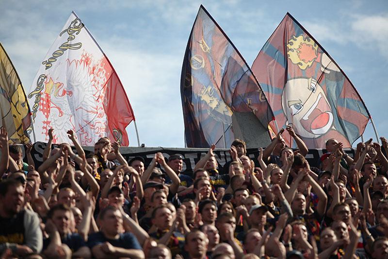 Pogoń Szczecin 0-1 Jagiellonia Białystok - fot. Piotr Galas (zdjęcie 26 z 39)
