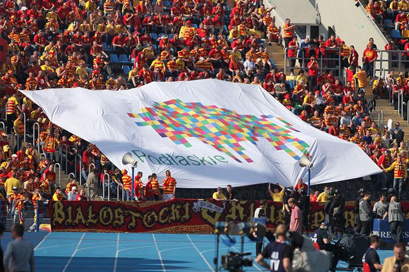 Pogoń Szczecin 0-1 Jagiellonia Białystok - fot. Piotr Galas (zdjęcie 31 z 39)