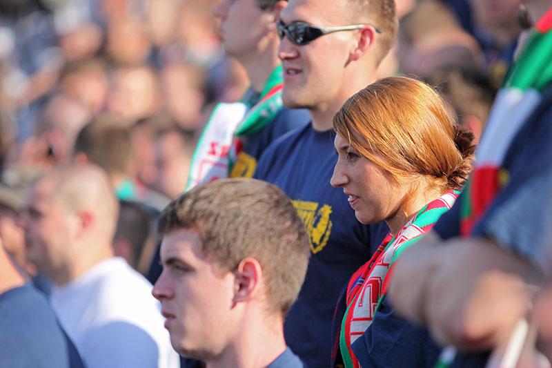 Pogoń Szczecin 0-1 Jagiellonia Białystok - fot. Piotr Galas (zdjęcie 36 z 39)