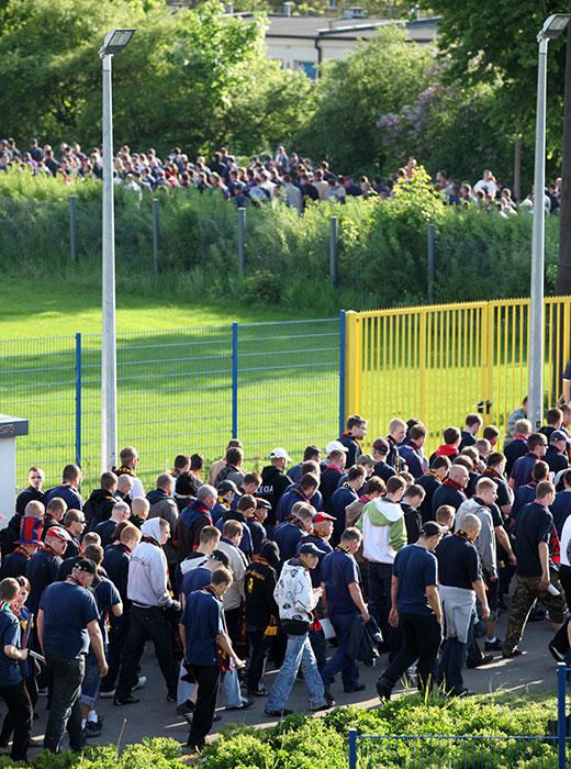 Pogoń Szczecin 0-1 Jagiellonia Białystok - fot. Piotr Galas (zdjęcie 38 z 39)