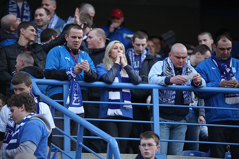 Lech Poznań 1-0 Legia Warszawa - fot. Piotr Galas (zdjęcie 3 z 26)