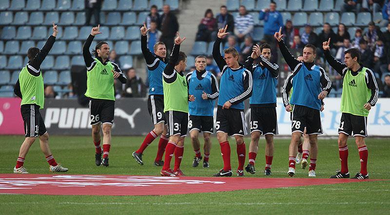 Lech Poznań 1-0 Legia Warszawa - fot. Piotr Galas (zdjęcie 5 z 26)