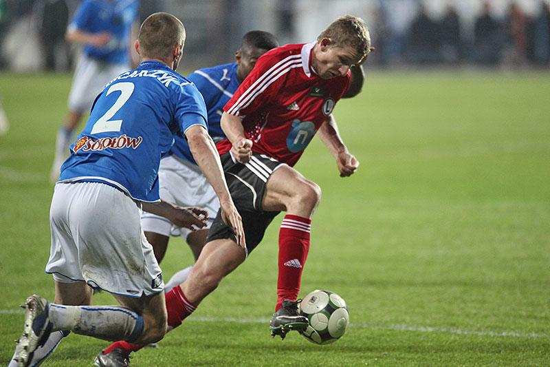 Lech Poznań 1-0 Legia Warszawa - fot. Piotr Galas (zdjęcie 13 z 26)