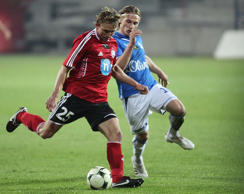 Lech Poznań 1-0 Legia Warszawa - fot. Piotr Galas (zdjęcie 15 z 26)