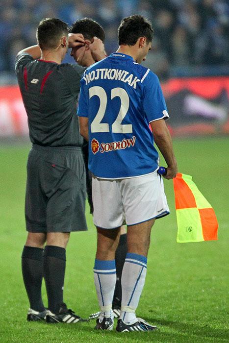 Lech Poznań 1-0 Legia Warszawa - fot. Piotr Galas (zdjęcie 19 z 26)