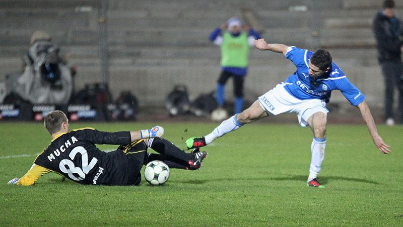 Lech Poznań 1-0 Legia Warszawa - fot. Piotr Galas (zdjęcie 22 z 26)