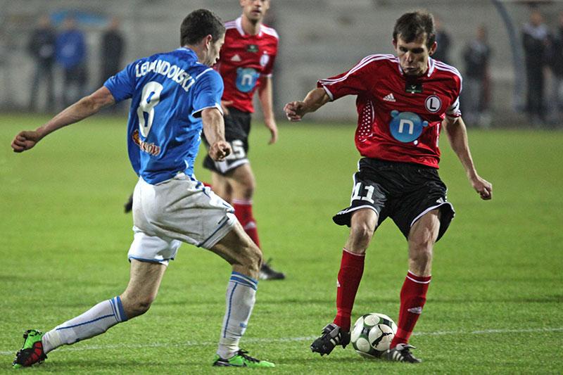 Lech Poznań 1-0 Legia Warszawa - fot. Piotr Galas (zdjęcie 23 z 26)