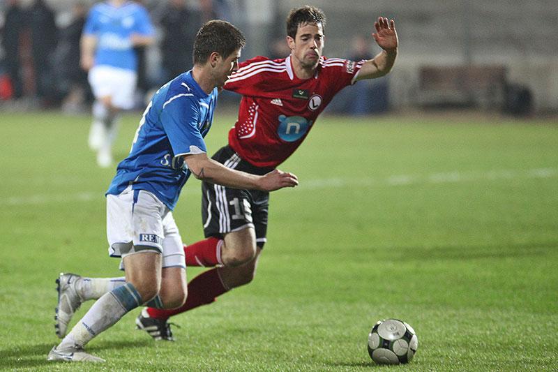 Lech Poznań 1-0 Legia Warszawa - fot. Piotr Galas (zdjęcie 26 z 26)