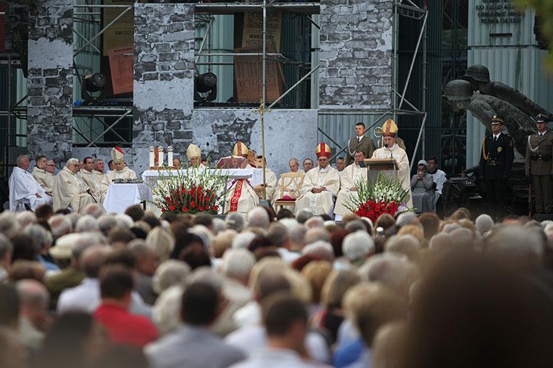 Apel Poległych na pl. Krasińskich - fot. Piotr Galas (zdjęcie 1 z 43)
