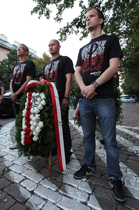 Apel Poległych na pl. Krasińskich - fot. Piotr Galas (zdjęcie 13 z 43)