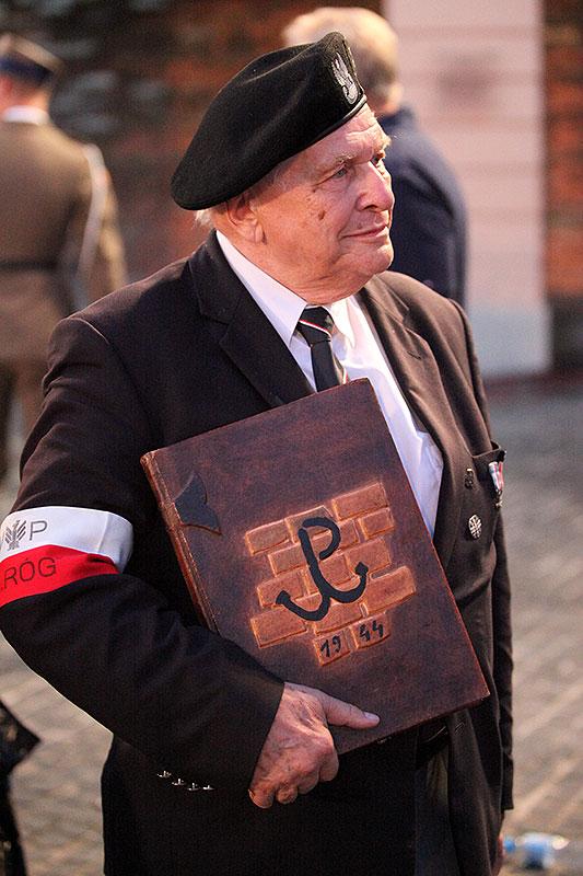 Apel Poległych na pl. Krasińskich - fot. Piotr Galas (zdjęcie 28 z 43)