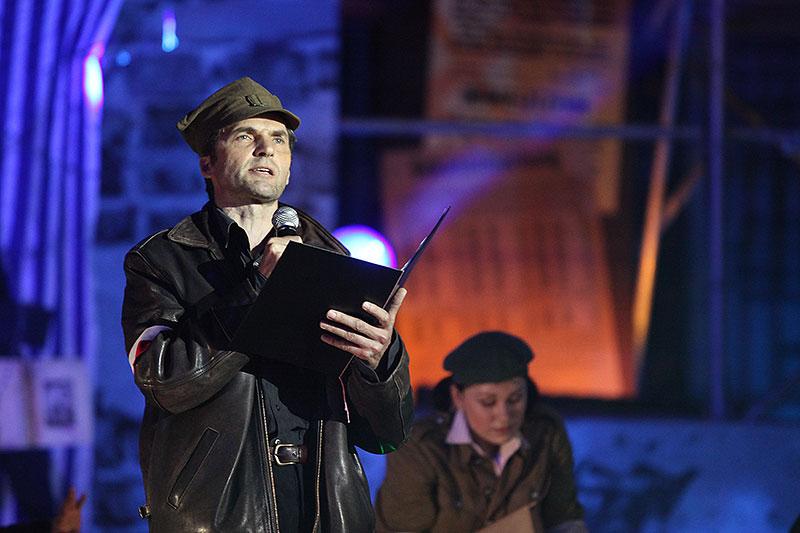 Apel Poległych na pl. Krasińskich - fot. Piotr Galas (zdjęcie 36 z 43)
