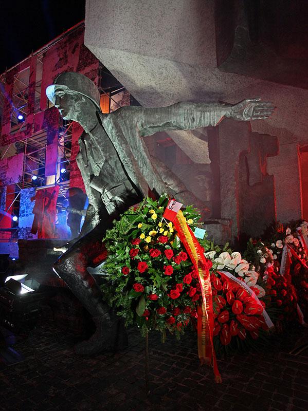 Apel Poległych na pl. Krasińskich - fot. Piotr Galas (zdjęcie 42 z 43)