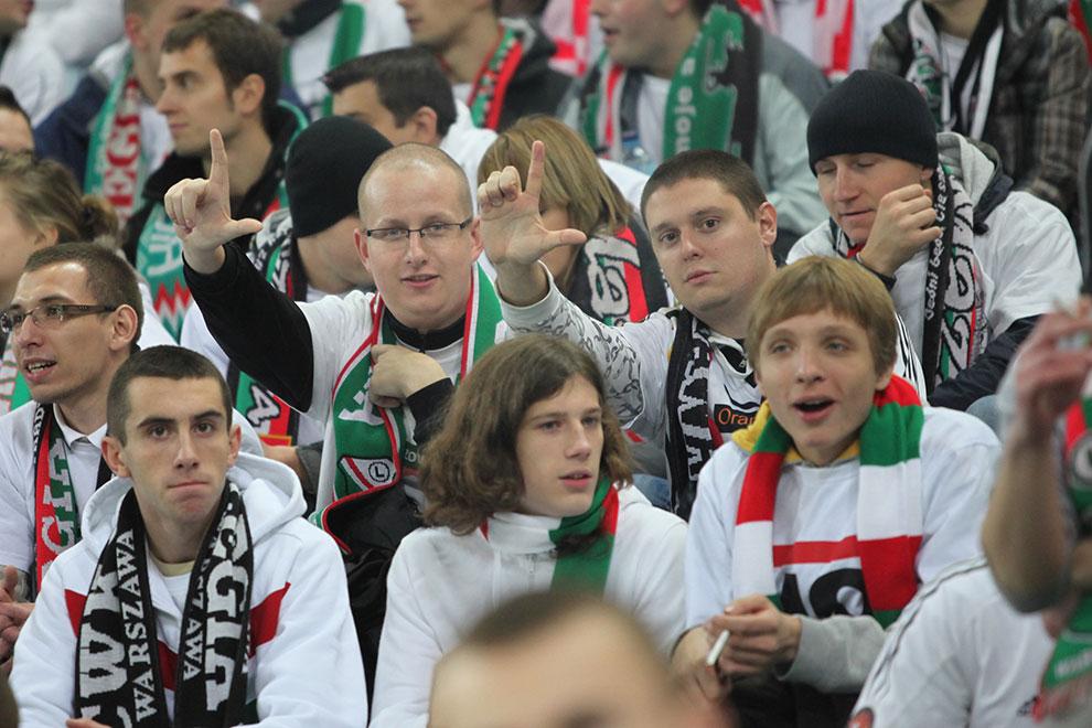 Legia Warszawa 3-0 Arka Gdynia - fot. Piotr Galas (zdjęcie 1 z 61)