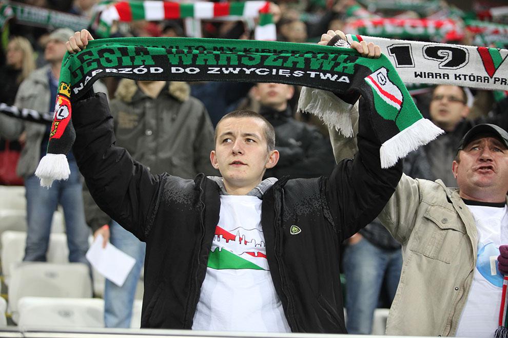 Legia Warszawa 3-0 Arka Gdynia - fot. Piotr Galas (zdjęcie 10 z 61)