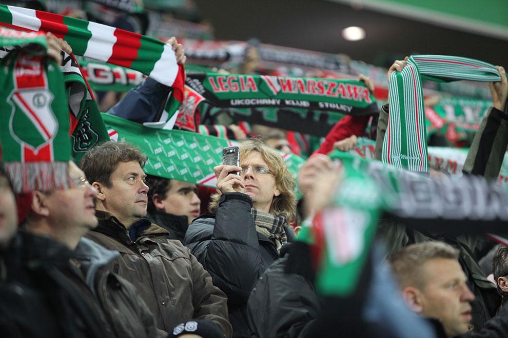 Legia Warszawa 3-0 Arka Gdynia - fot. Piotr Galas (zdjęcie 11 z 61)